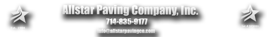 Allstar Paving Co., Inc.